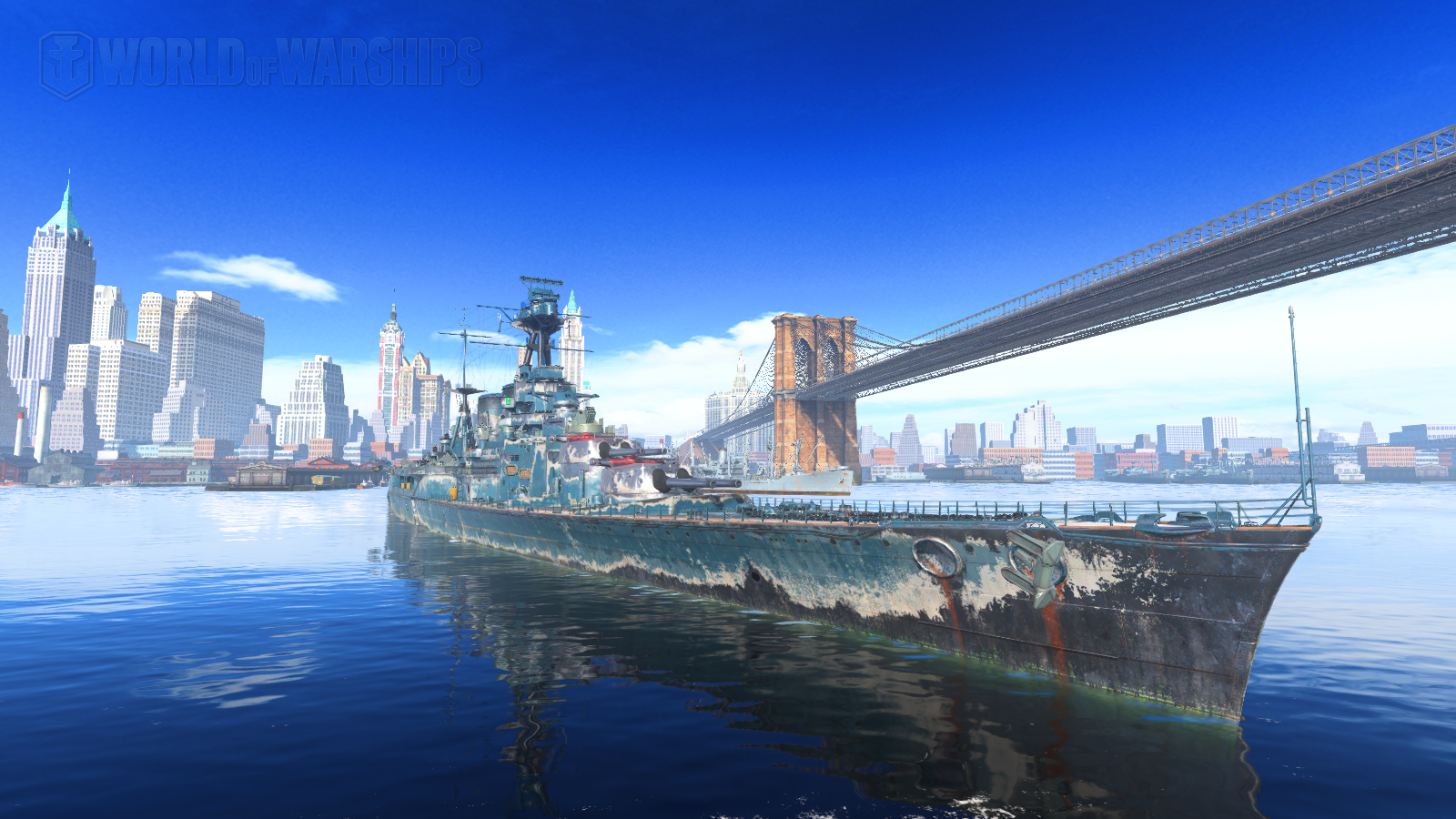 World of Warships - HMS Hood Camouflages