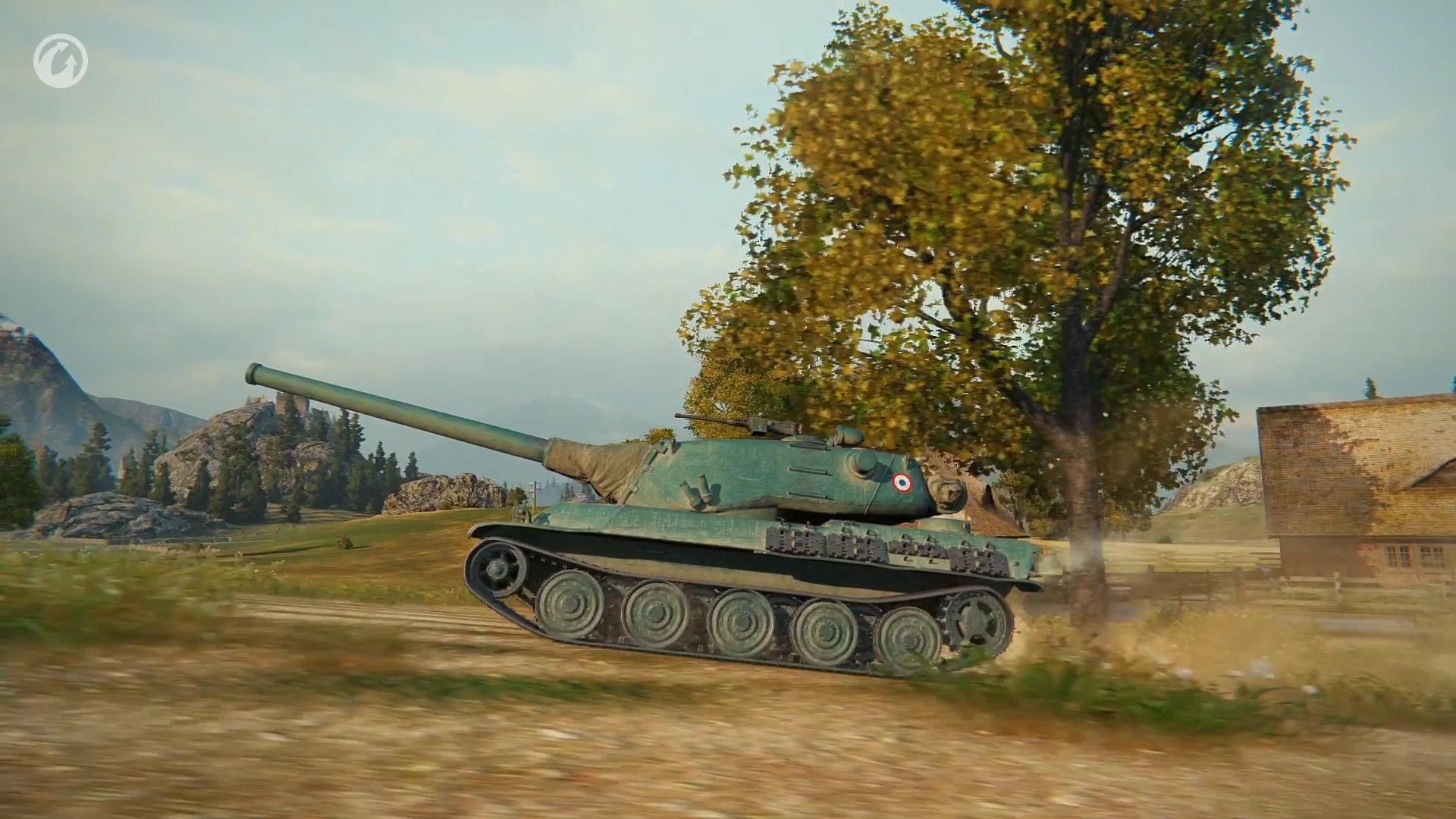 New French Tank 2