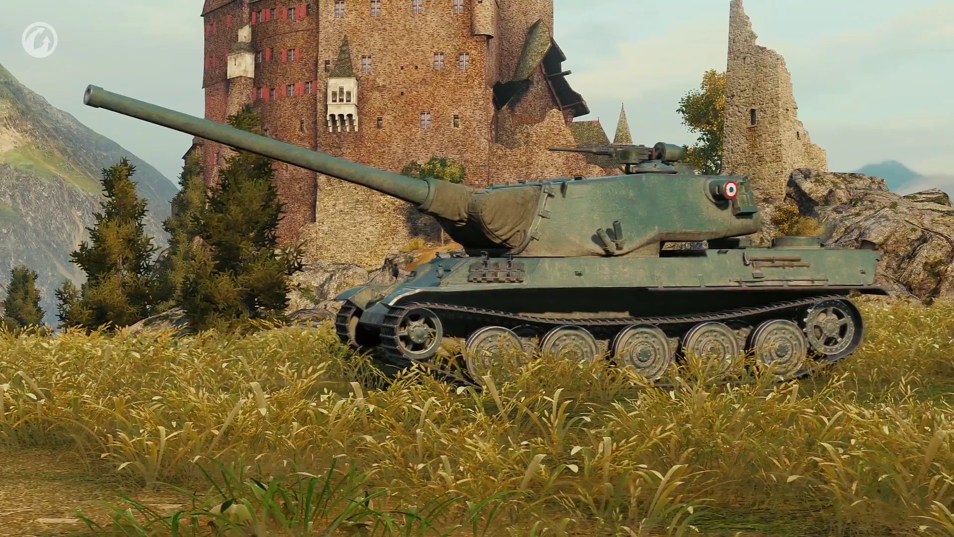 New French Tank 3