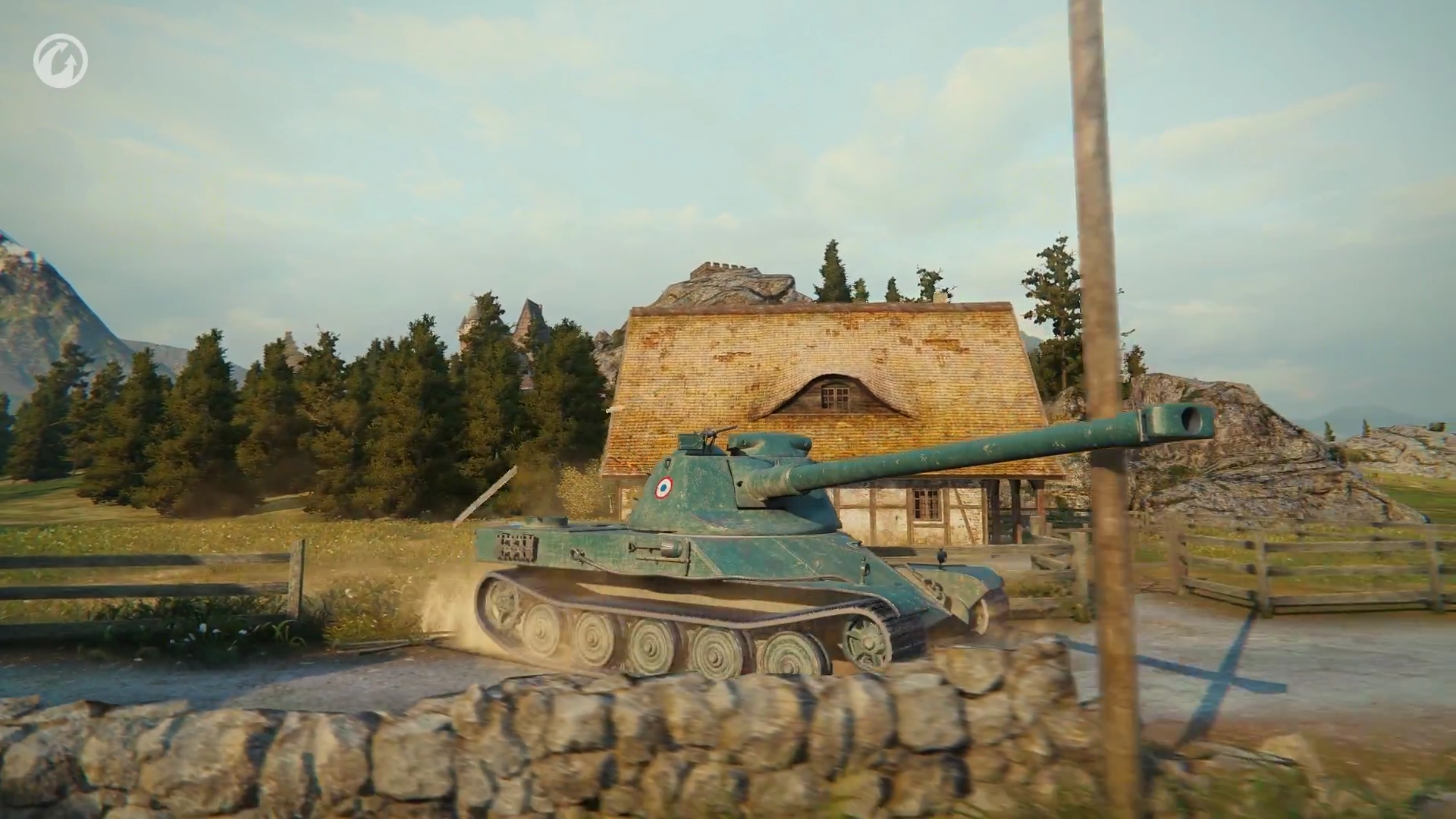 New French Tank