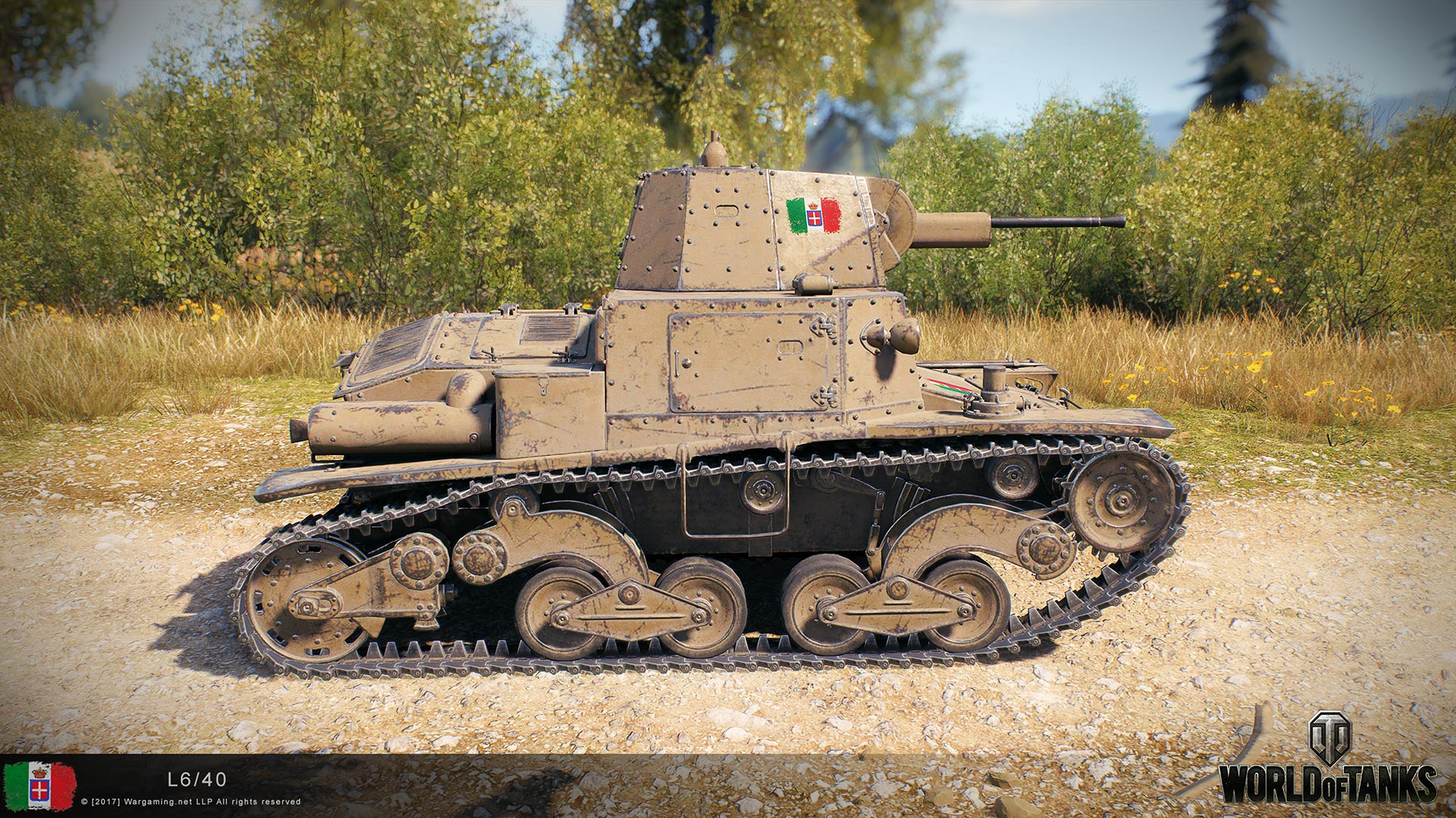 World Of Tanks Italian Tanks