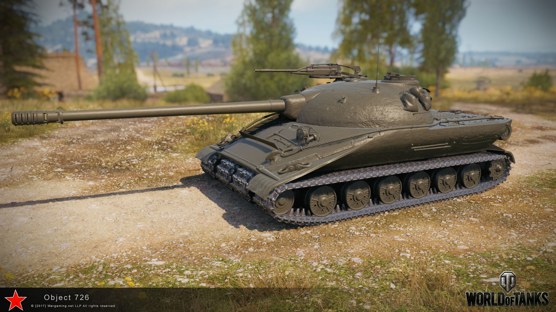Object 726 Pictures