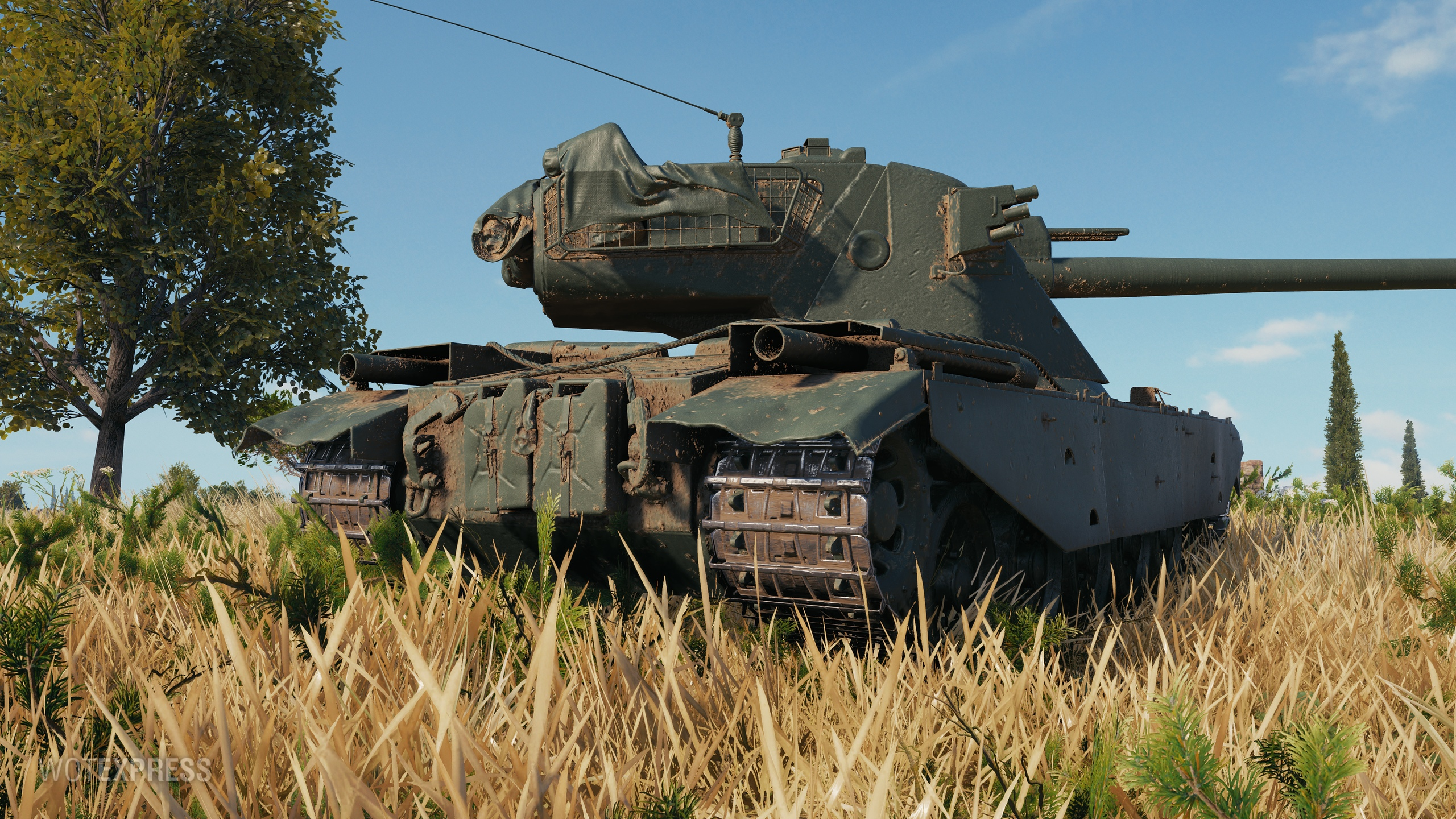 World of Tanks Supertest: EMIL 1951 Full Details