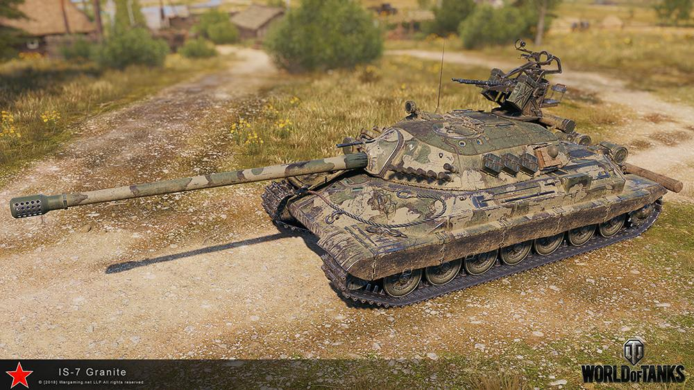 Is-7 2021 Christmas Camo World Of Tanks Holiday Ops 2019 Gift Boxes Unveiled