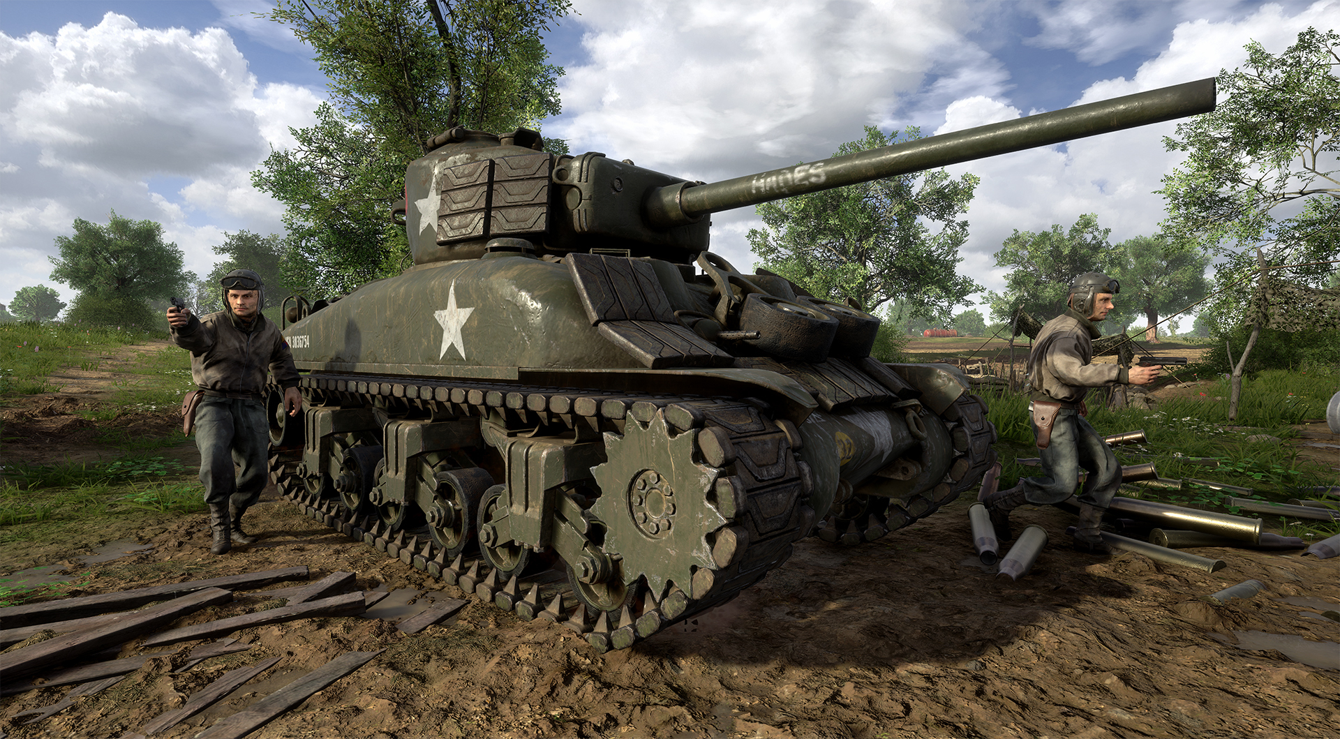 Drive A Tank >> Hell Let Loose: Crewman Role Guide