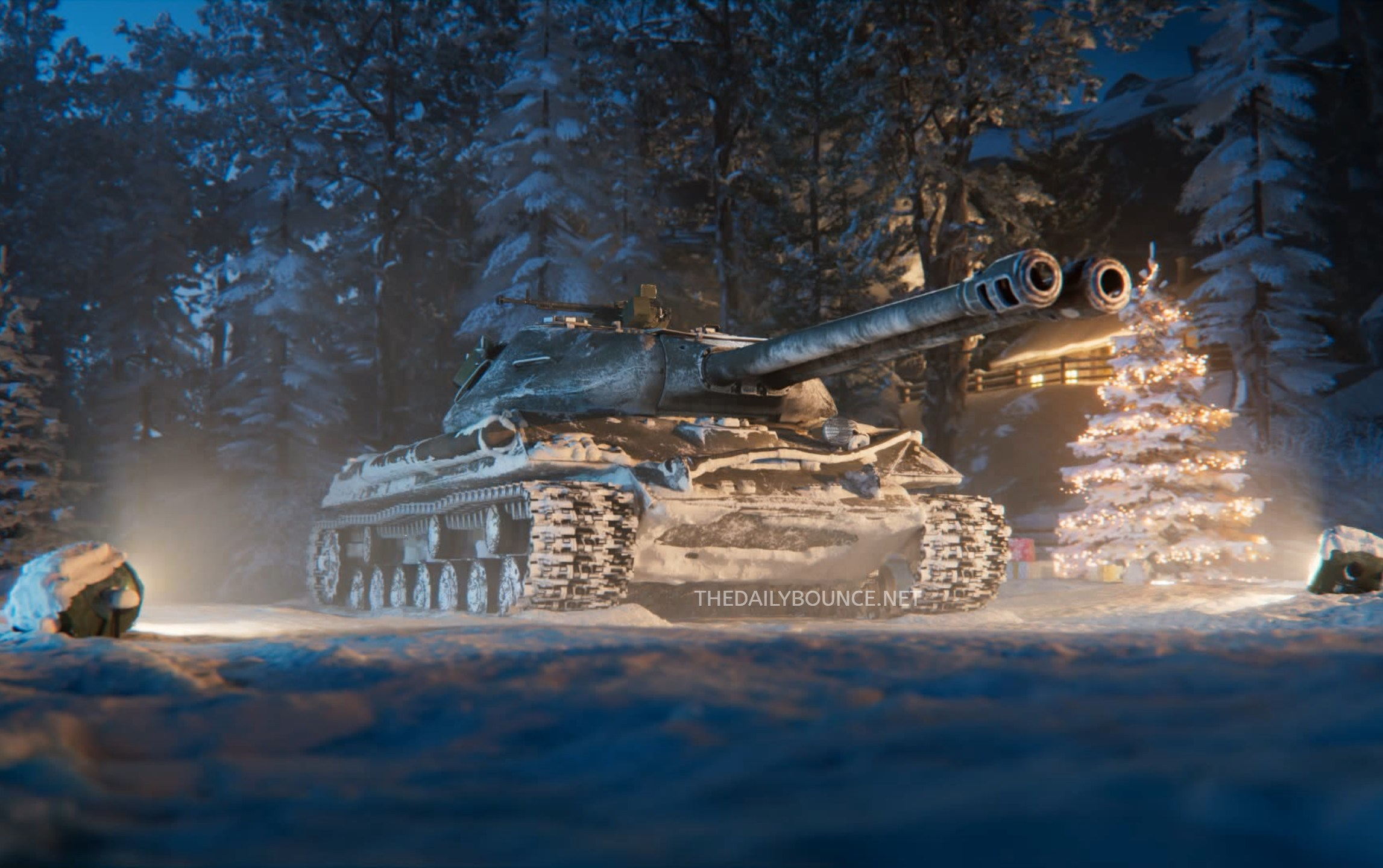 Wot 2020 Christmas Skins World of Tanks Holiday Ops 2020: Lootboxes Tanks & Styles Confirmed!
