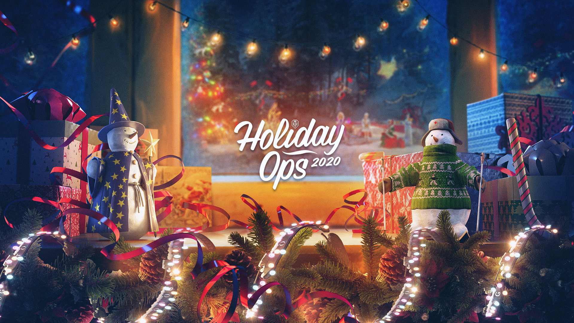 Wot Christmas 2020 Collections World of Tanks: Holiday Ops 2020 are coming!