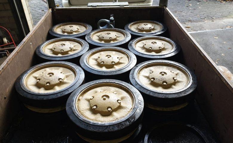 Tank Nashorn Wheels 1