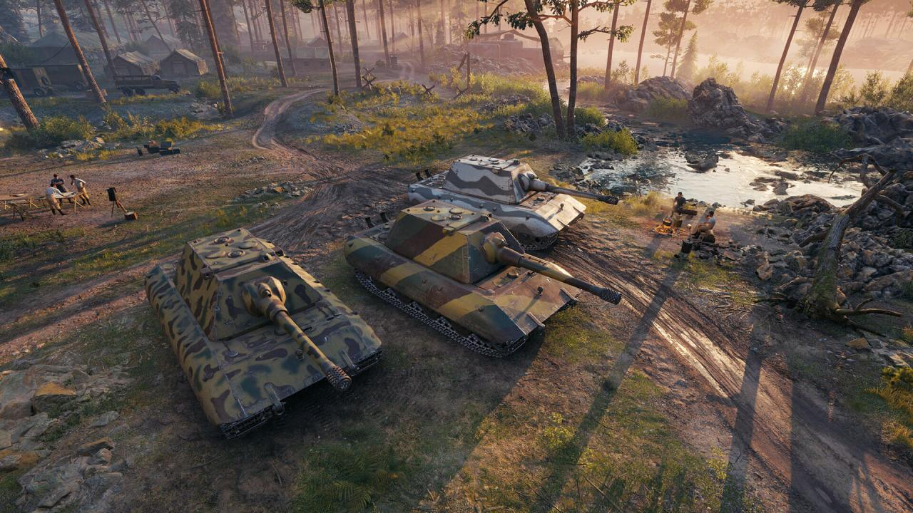 World of Tanks Update 1.11.1: Platoon 2.0 All The Details